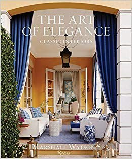Livro decorativo The Art of Elegance
