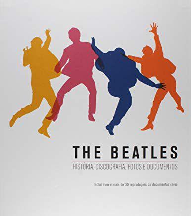 Livro The Beatles - História, Discografia, Fotos e Documentos