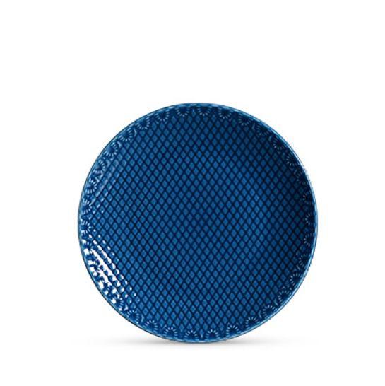 Prato raso Bombaim azul