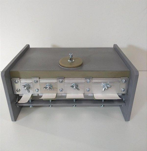 Conjunto do reservatório do aplicador para 4 fitas de borda