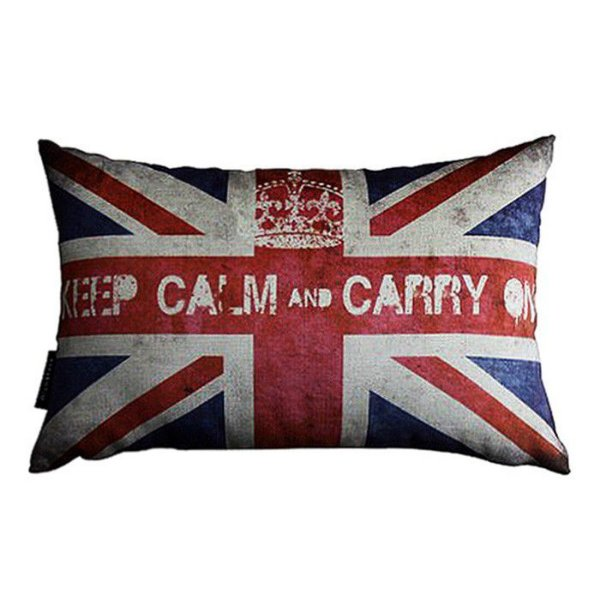 Almofada 30 Keep Calm Uk