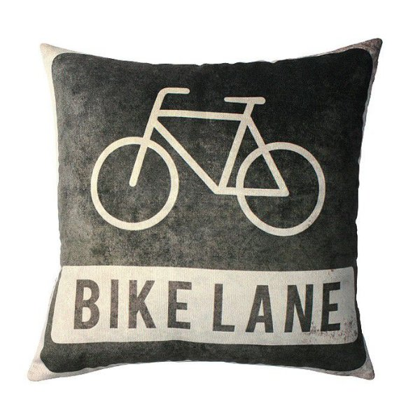 Almofada 45 Bike Lane