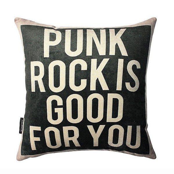 Almofada 45 Punk Rock