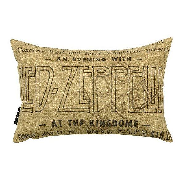 Almofada 30 Led Zeppelin