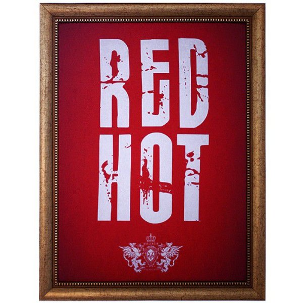 Quadro Red Hot