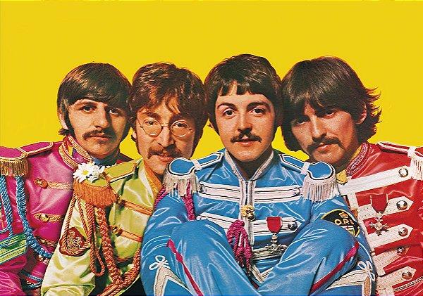 Jogo Americano Beatles Together - 02 Peças
