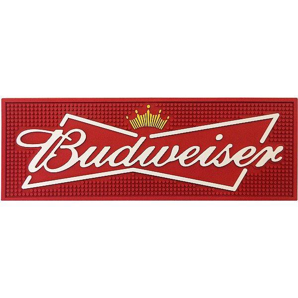tapetes de bar Bud