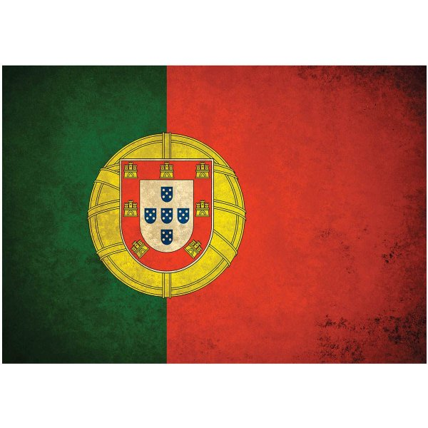 Jogo Americano Portugal - 02 Peças