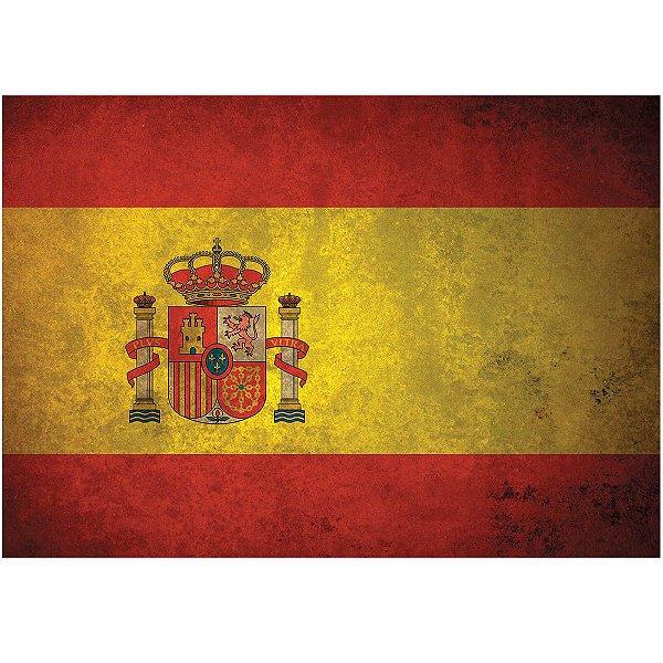 Jogo Americano Espanha - 02 Peças