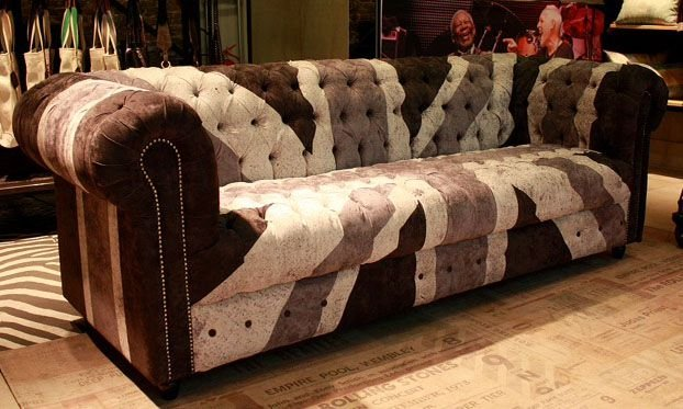 Sofa Chesterfield UK PB
