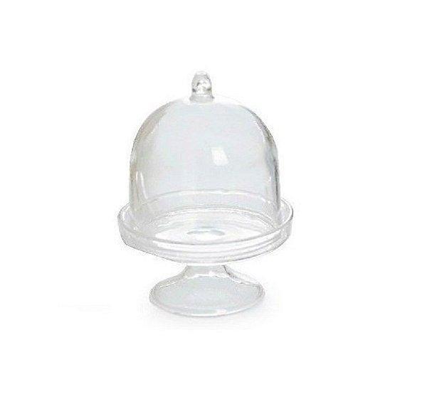 Mini Cupula Transparente (10 unid.)