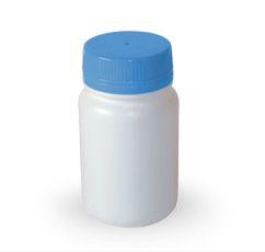 Pote Plastico para cápsula 120 ml Rosca Lacre (10 unid.)
