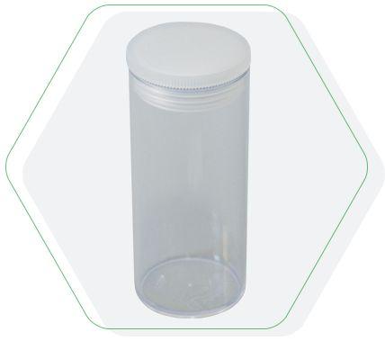 Potinho de Acrilico Cristal 27 ml (10 unid.)