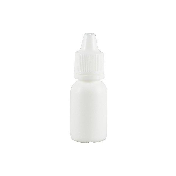 Frasco conta gotas 10 ml plástico gotejador