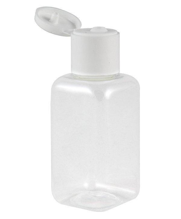 Frasco Pet 40 ml com Tampa Flip Top para Lembrancinhas (10 unid.)
