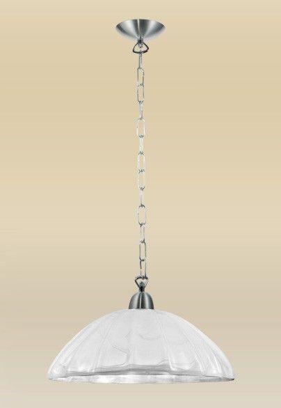 Lustre Pendente Alumínio Escovado Vidro Fosco Luminária Sala Jantar Quarto Cozinha Led - Made 2181