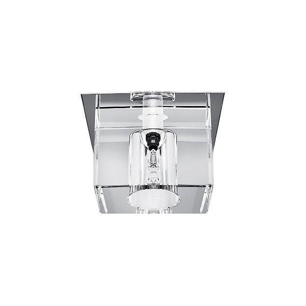Spot Embutido Inmantova Cristal Transparente Legítimo Closet Quarto Comercial Loja Zg072 Luciin