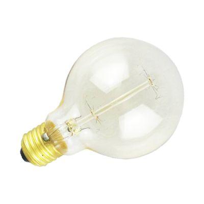 Lampada LED E27 Transparente 40W Filamento Carbono Bella Iluminação LP048B
