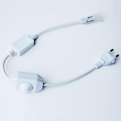 Alimentador com Dimmer para Fita LED Plastico Branco 4,8W Bivolt Bella Iluminação LP096
