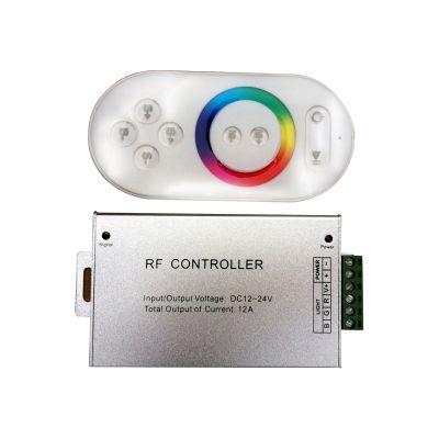 Controle Remoto RGB Colortouch RGB 12V Bella Iluminação LP101