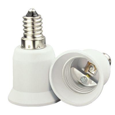 Adaptador E14/E27 Embalagem 2 Unids Plástico Branco Bella Iluminação LP110