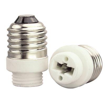 Adaptador E27/G9 Embalagem 2 Unids Plástico Branco Bella Iluminação LP115