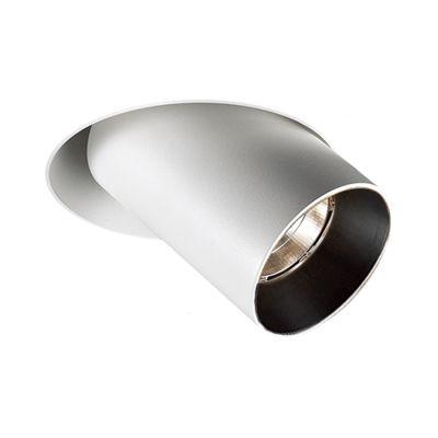 Spot Embutido Spy Round Direcionável Alumínio 13,6x11cm Bella Iluminação 1 LED 9W Bivolt NS1045 Cozinhas e Salas
