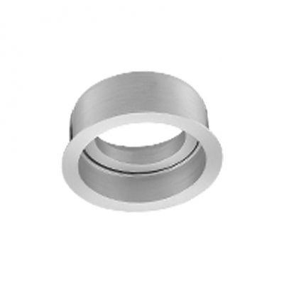 Acessório Antiofuscante Orientavel Para Spot Alumínio Escovado Bella Iluminação NS53A