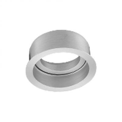 Acessório Antiofuscante Orientavel Para Spot Alumínio Branco Bella Iluminação NS53B