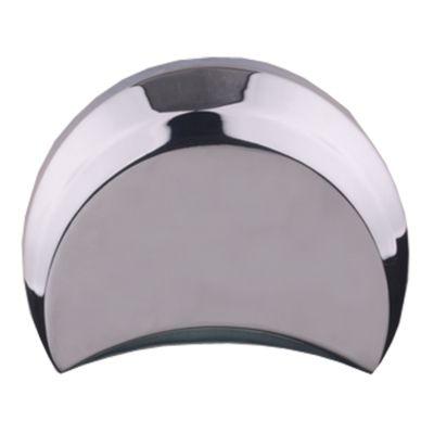 Balizador LED Thin Sobrepor Alumínio Cromado 3x11cm Bella Iluminação 3 LED 1W Bivolt YD617C Entradas e Quartos