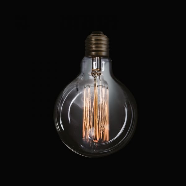 Lâmpada Inpalla E27 40 Watts Decorativa Filamento Carbono Luciin DL001/1