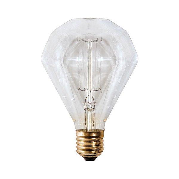 Lâmpada Inrotonda E27 40 Watts Decorativa Filamento Carbono Luciin DL011/2