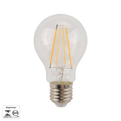 Kit 6 LAMPADA FILAMENTO DE LED E27 4,8W 480LM 2700K BIV - Bella LP186C