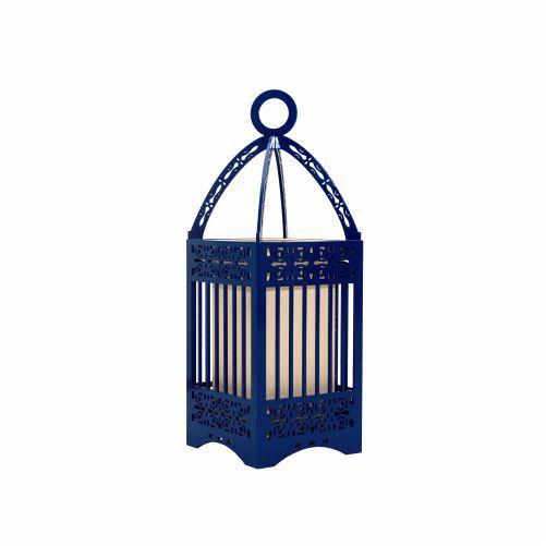 Abajur Lanterna Vertical Acrílico Madeira Imbuia 53x19cm Accord Iluminação 1x E27 25W Bivolt 7000 Salas e Quartos
