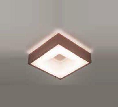 Plafon New Massu LED Aberto Sobrepor Acrílico 8,3x47cm Newline PCI LED 40W Bivolt 482LEDCO Salas e Quartos