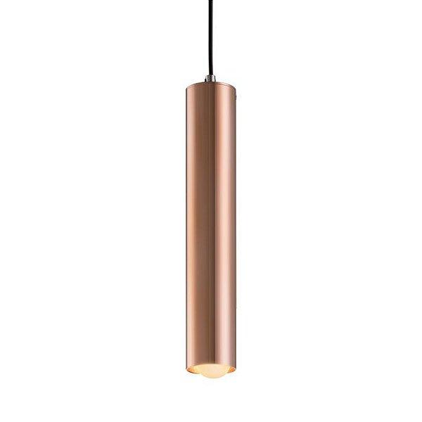 PENDENTE Klaxon TUBE G  Tubular Cilindrico Vertical 7,6 cm x 60 cm x 7,6 cm