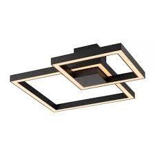 PLAFON Newline 701LED3 FIT LED Perfil Moderno 58,8W 3000K Luz Quente 127/220V 535X535X132MM