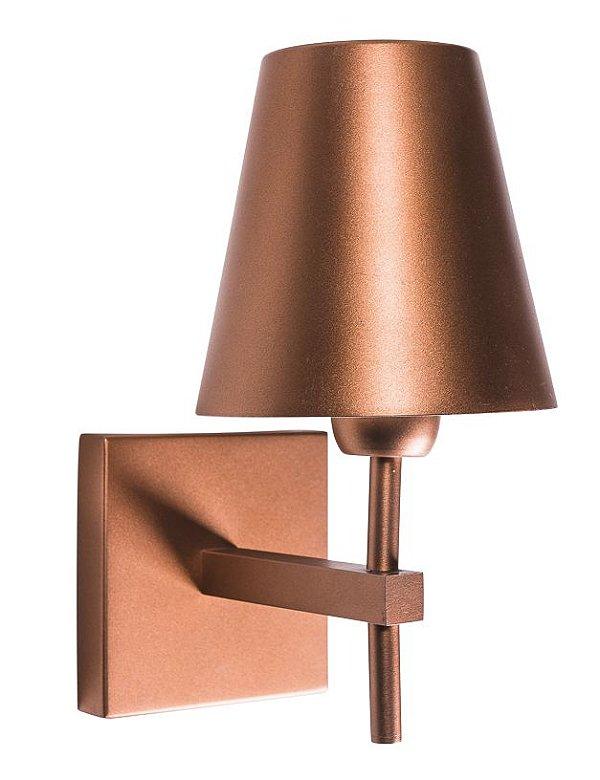 ARANDELA DUQUESA 5800/1 Usina Design Cupula Metal Moderna x Ø135x270x196 x 1xE27 - G45