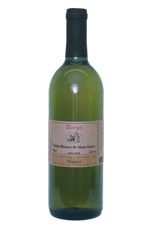 Vinho Branco Niagara Suave 750ml