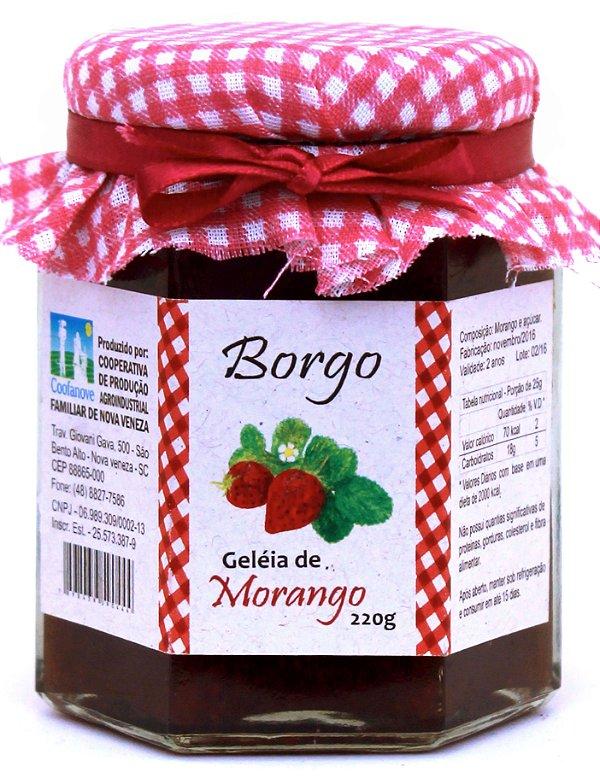 Geleia de Morango 220g