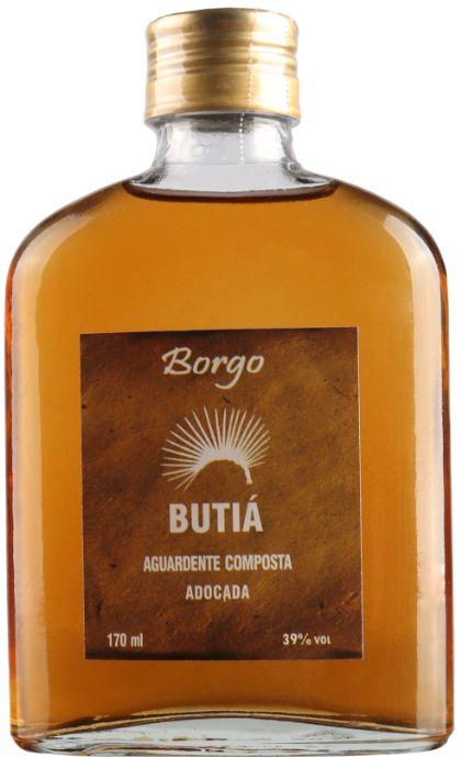 Cachaça com Butiá 170ml - Aguardente Composta