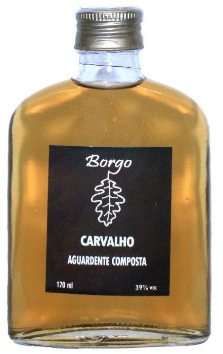 Cachaça Carvalho 170ml - Aguardente Composta