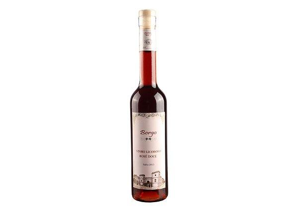 Vinho Licoroso Rosé Doce 375ml