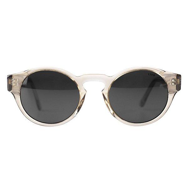 d7009bd47df8a Óculos Livo Jules Solar Cinza Cristal - Tio Sam Multimarcas