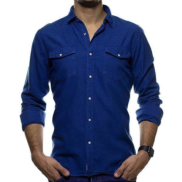 Camisa Social King e Joe Denin Regular Fit