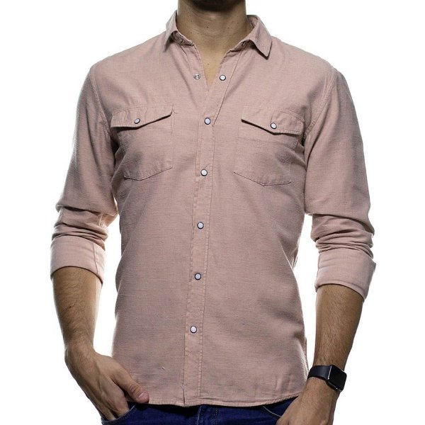 Camisa Social King e Joe Milenial Regular Fit