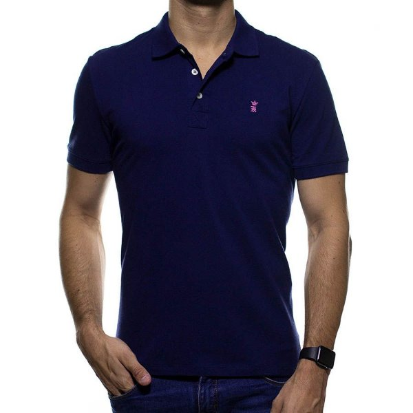 Camisa Polo Sergio K Marinho Básica