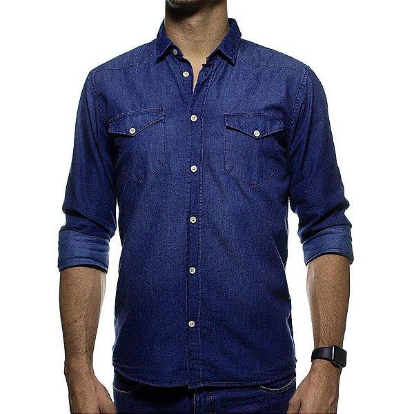 Camisa Social King e Joe Jeans Regular Fit