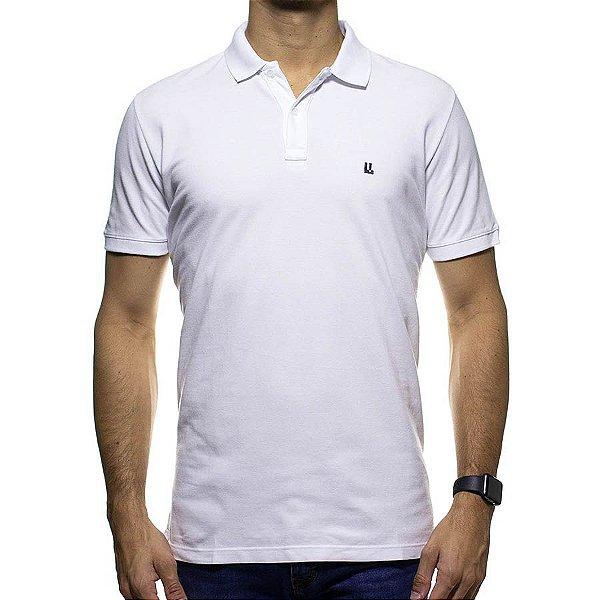 Camisa Polo Piquet Foxton Branca