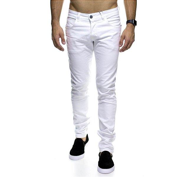 Calça Brim Urbô Branca
